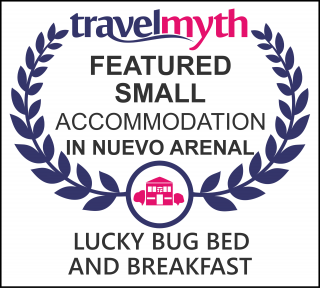 small hotels in Nuevo Arenal