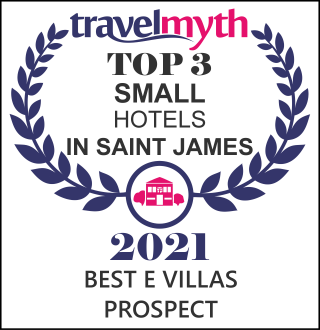 small hotels in Saint James