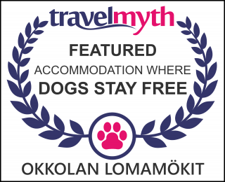 Puumala hotel where dogs stay free