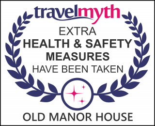 hotels where extra health & safety measures have been taken in Axbridge