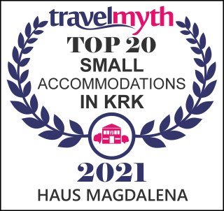 Krk small hotels