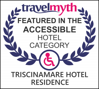 accessible hotels Triscina