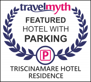 Triscina hotel with parking