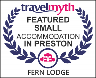 small hotel in Preston