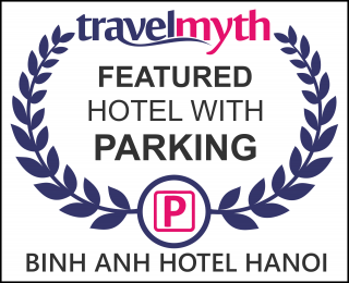 Hanoi hotels with parking