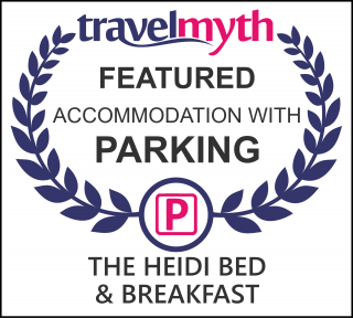hotel with parking in Southport