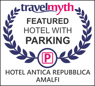Amalfi hotel with parking