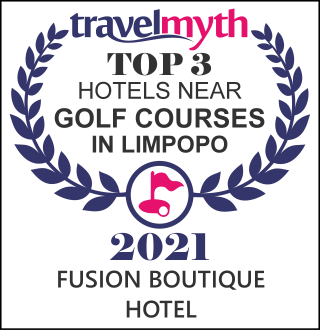 hotels near golf courses in Limpopo