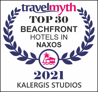 beachfront hotels Naxos