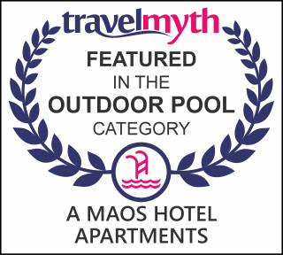 hotels with outdoor pool in Ayia Napa