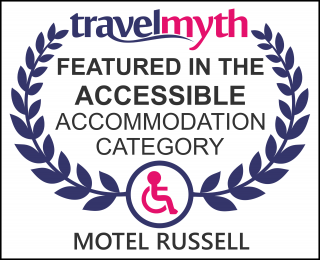 accessible hotels Russell