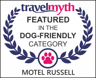 best dog friendly hotels in Russell