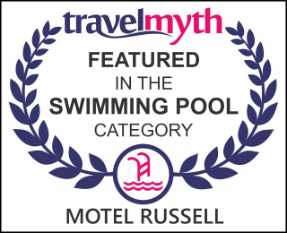 Russell swimming pool hotels