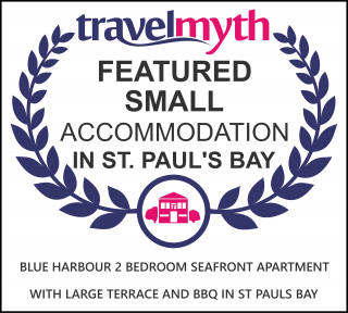 small hotel in St. Paul's Bay