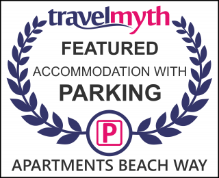 Trpanj hotels with parking