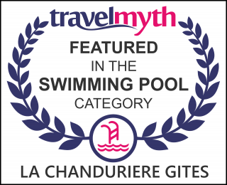 hotels with the best swimming pools in Saint-Paul-en-Gatine