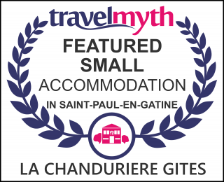 small hotel in Saint-Paul-en-Gatine