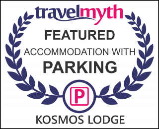Hartbeespoort hotel with parking