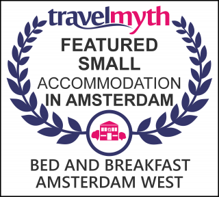 small hotels in Amsterdam