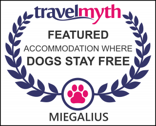 Sventoji hotels where dogs stay free