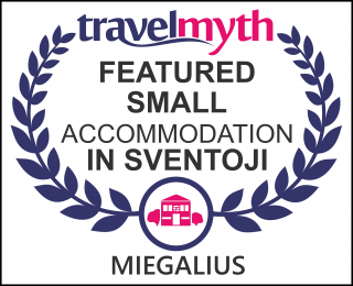 Sventoji small hotels