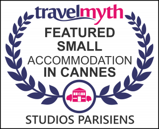 Cannes small hotels