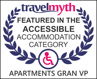 accessible hotels in Cambrils