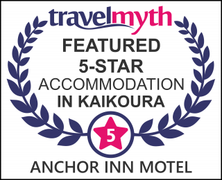 Kaikoura 5 star hotels