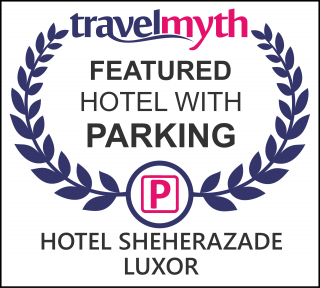 hotel with parking in Luxor