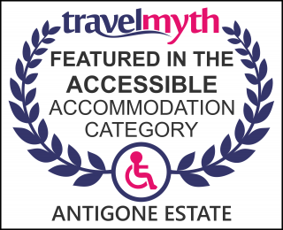 accessible hotels in Koskinou