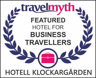 hotels for business travellers Oregrund