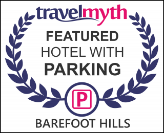 hotels with parking in Dahlonega