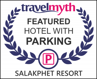 hotel with parking in Ko Chang