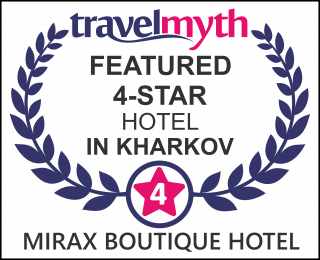 4 star hotels in Kharkov