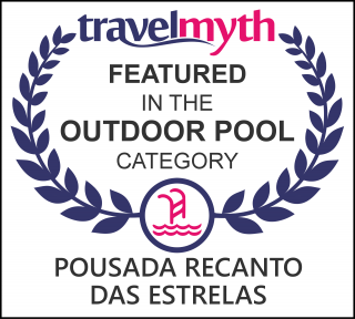 hotel with outdoor swimming pool in Ilha Grande