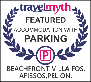 Volos hotels with parking