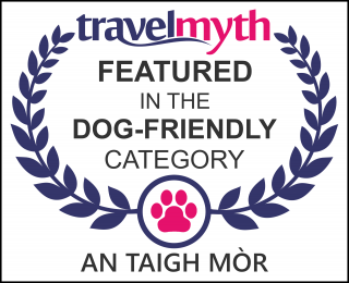 dog friendly hotels in Eriskay