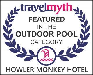 hotels with outdoor pool in Montezuma
