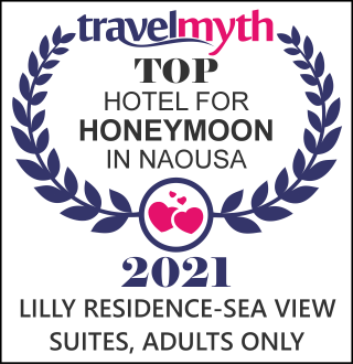 hotels for honeymoon in Naousa