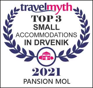 small hotels in Drvenik