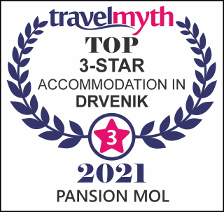 Drvenik 3 star hotels