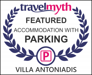 Platis Yialos hotels with parking