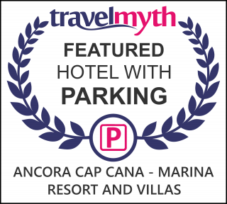 Punta Cana hotel with parking