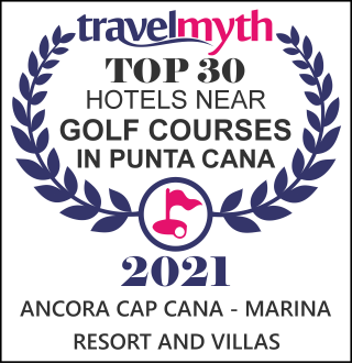 Punta Cana hotel near golf courses
