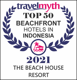 beachfront hotels in Indonesia
