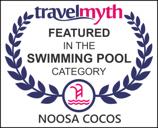 hotels with the best swimming pools in Noosa Heads