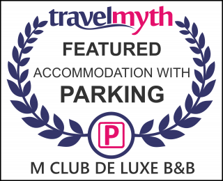 hotels with parking in Ravenna