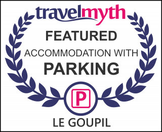 Wavre hotels with parking