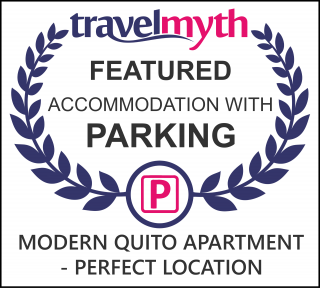 Quito hotel with parking