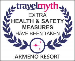 hotels where extra health & safety measures have been taken in Marathias